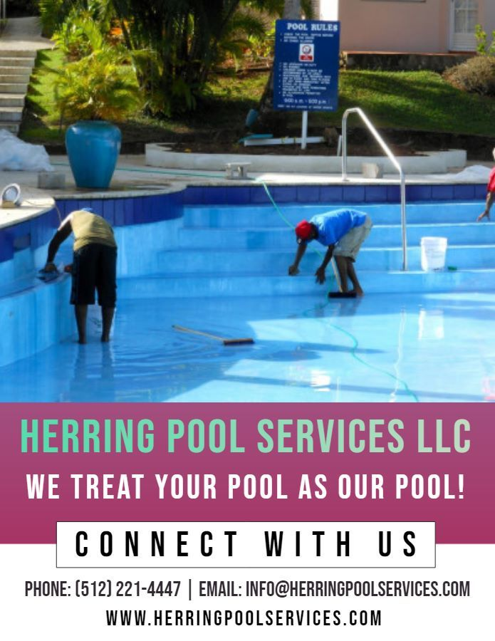 Signs Your Swimming Pool Needs Repair Pool Pool Maintenance Pool Repair