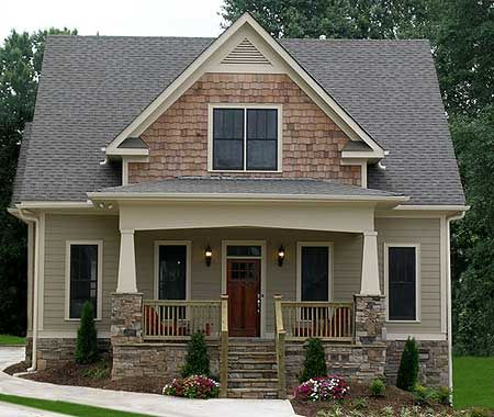 Plan 92013vs comfortable family living bonus rooms for Craftsman style homes for sale dallas tx