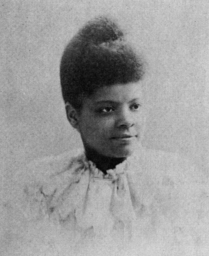 4 Famous African American Women Suffragists..Ida B. Wells. Sojourner Truth, Harriet Tubman, Josephine St. Pierre Ruffin..