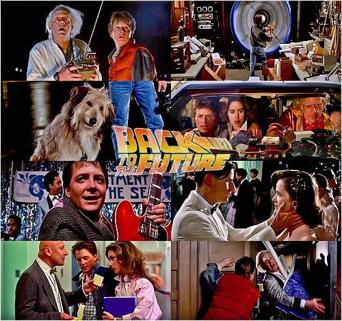 Back to the Future  All of them!
