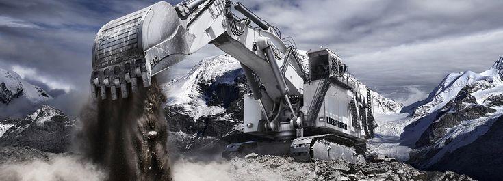Mining - Liebherr