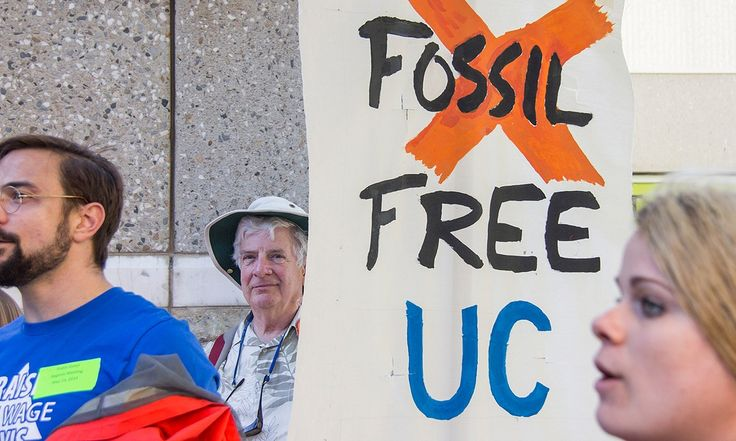 California University divests $200m from coal and tar sands holdings