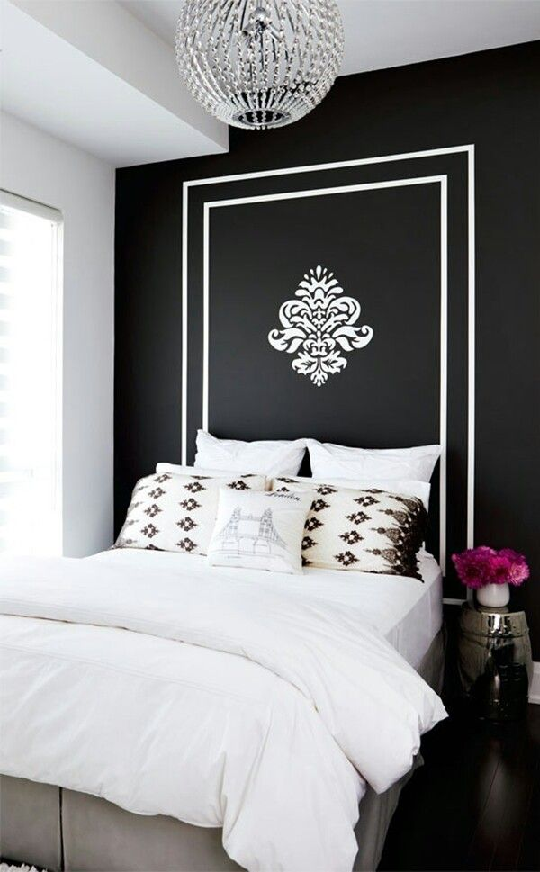 Wall Headboard Ideas 198 best wall behind the bed images on pinterest | home, bedroom