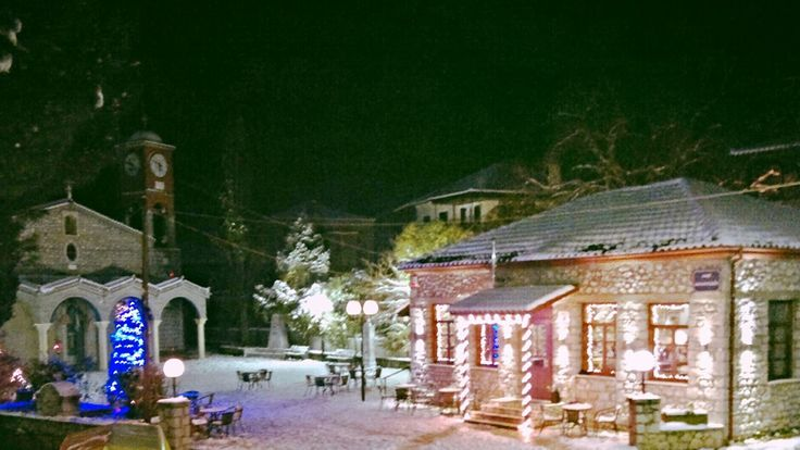 Cafe Koinotikon Xmas 2014