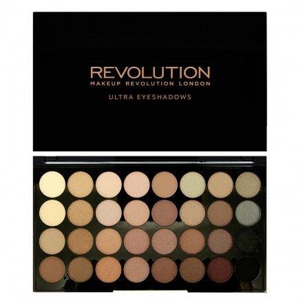 Makeup Revolution jest firmą znaną szczególnie ze swoich paletek z cieniami do powiek. Charakteryzuje je atrakcyjna cena i wysoka jakość. Sprawdź: #makeup #revolution https://urodomania.com/91_makeup-revolution