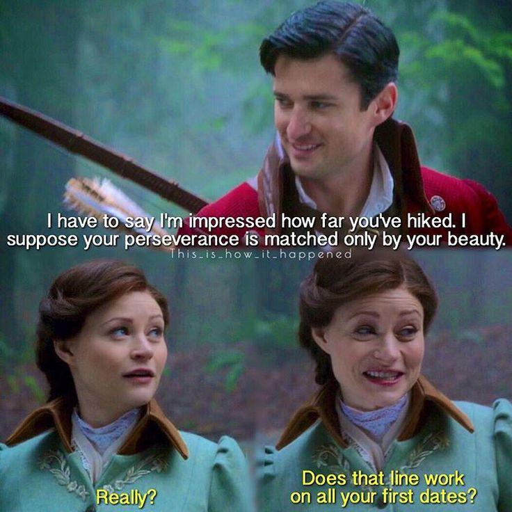 "Gaston and Belle - 5 * 17 ""Her Handsome Hero"""
