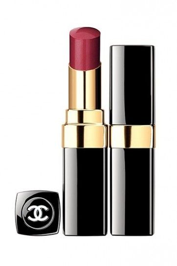 Chanel Rouge Coco Shine rosso scuro