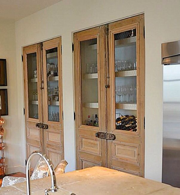 Cottage Kitchen Law Texas: Best 25+ Salvaged Doors Ideas On Pinterest
