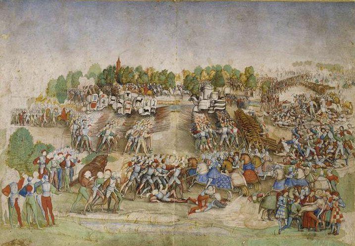 Date de la bataille de Marignan