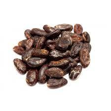 Сырые какао-бобы для бодрости