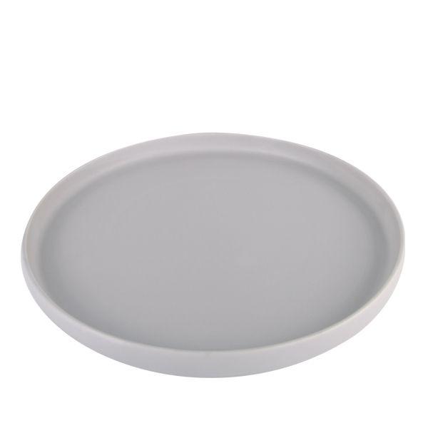 Soho Large Serving Plate - Grey