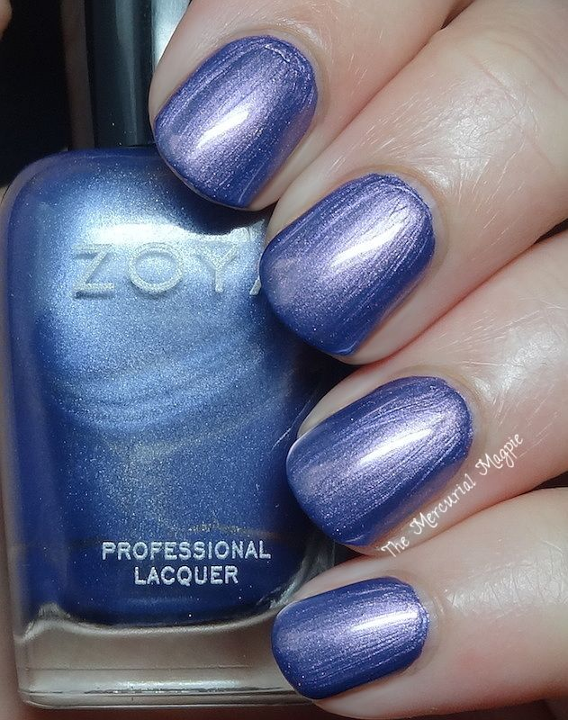 Zoya Prim - What a gorgeous hue for you!- Zoya Wishes