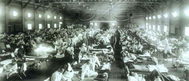 20 octobre 1918 En dix jours, la grippe espagnole a tué 3 500 personnes à Montréal