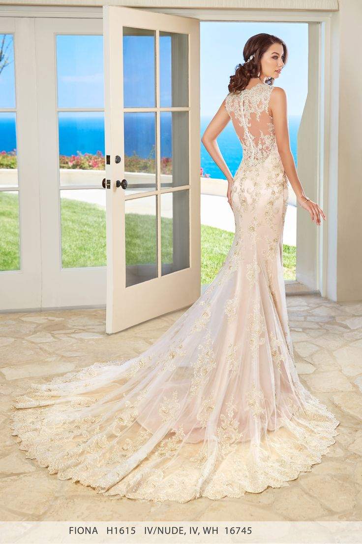 Kittychen Couture bridal gown