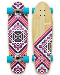 Casa Del Mar Cruiser Skateboard - OBfive Skateboards