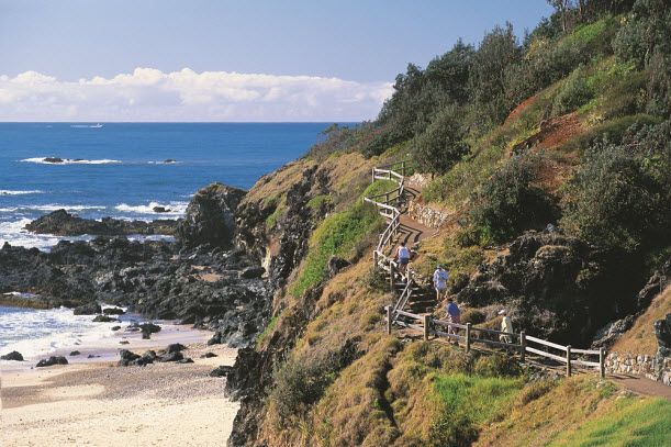 Scenic Coastal Walk Port Macquarie