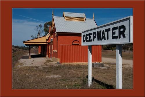 Deepwater station