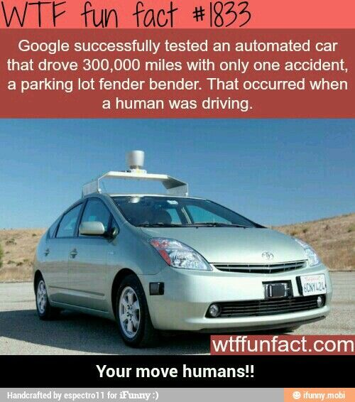 one small step for google soon a giant leap for driverless