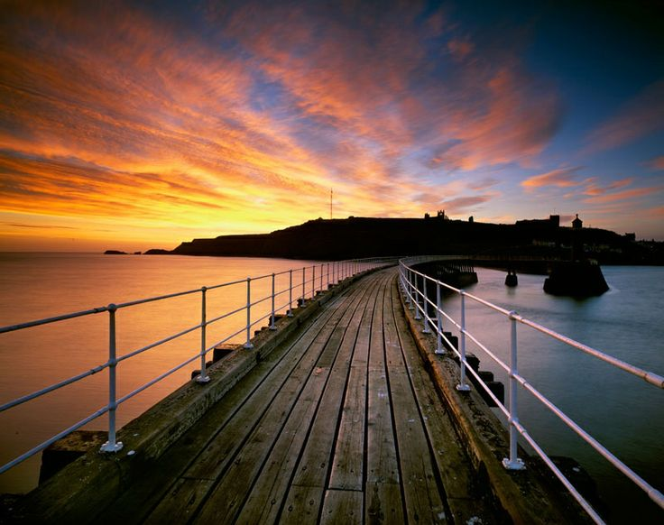 Joe Cornish - Whitby - Explore the World with Travel Nerd Nici, one Country at a Time. http://TravelNerdNici.com