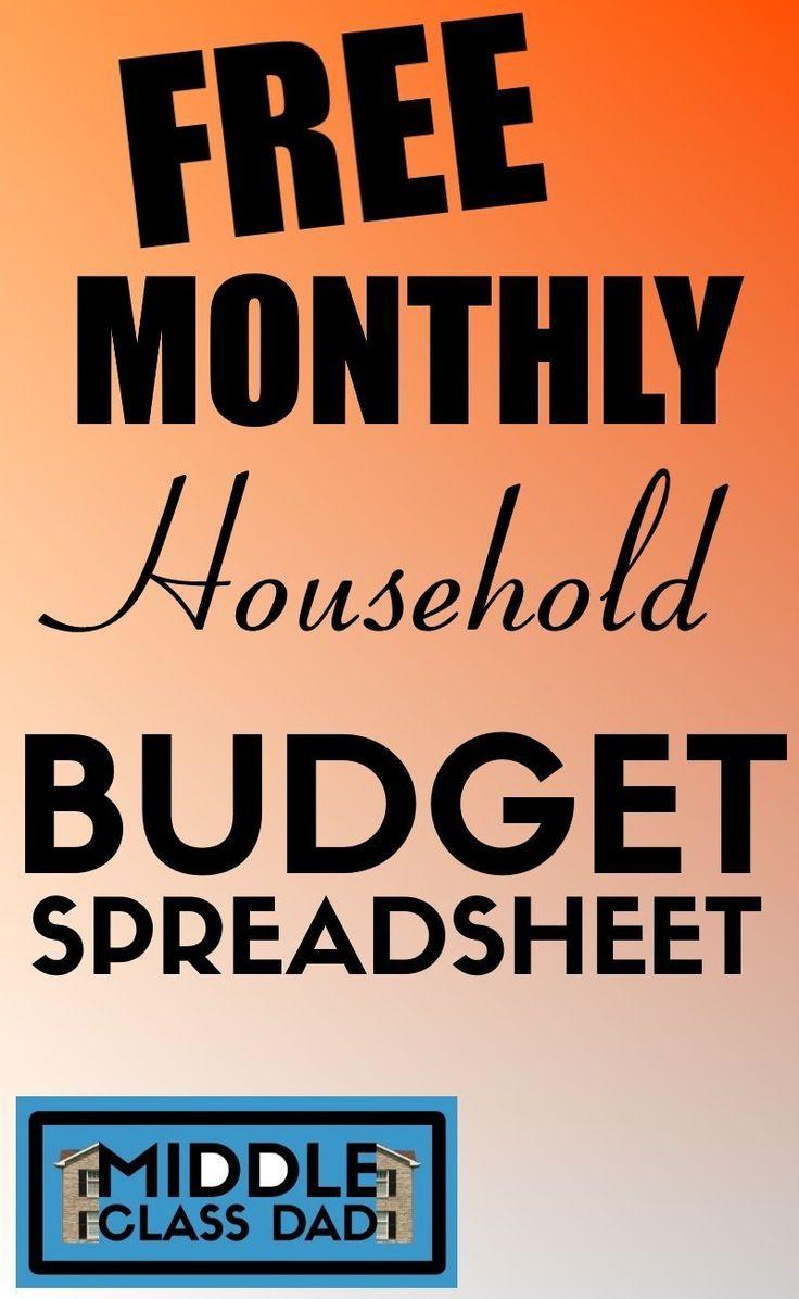 Beste Monatliche Budgetformularvorlagen Fotos - Beispiel ...
