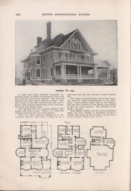4193 best architectural drawings images on pinterest for Victorian era house plans
