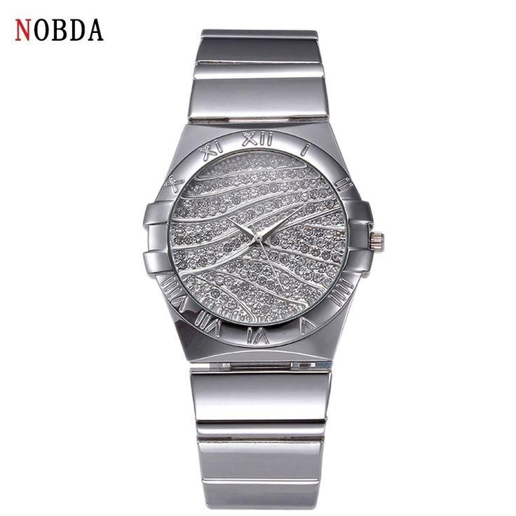 $24.98 (Buy here: https://alitems.com/g/1e8d114494ebda23ff8b16525dc3e8/?i=5&ulp=https%3A%2F%2Fwww.aliexpress.com%2Fitem%2FLuxury-Watches-Women-Fashion-Luxury-Watch-Full-Stainless-Steel-High-Quality-Diamonds-Ladies-Watch-Women-Role%2F32710239150.html ) Luxury Watches Women Fashion Luxury Watch Casual Full Stainless Steel High Quality Diamond Ladies Watch Women Rhinestone Watches for just $24.98