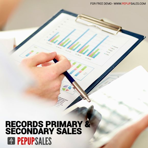 Records primary and secondary sales. The software is very efficient at recording the quantity of stocks ordered. The orders placed by different distribution channels are recorded on real time basis. See More - www.pepupsales.com