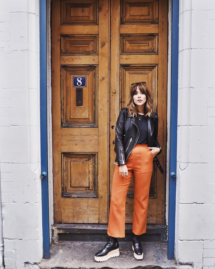 MOOD: Stuck for outfit ideas? You need to stalk Megan Ellaby. Love how she's styled a tricky colour.