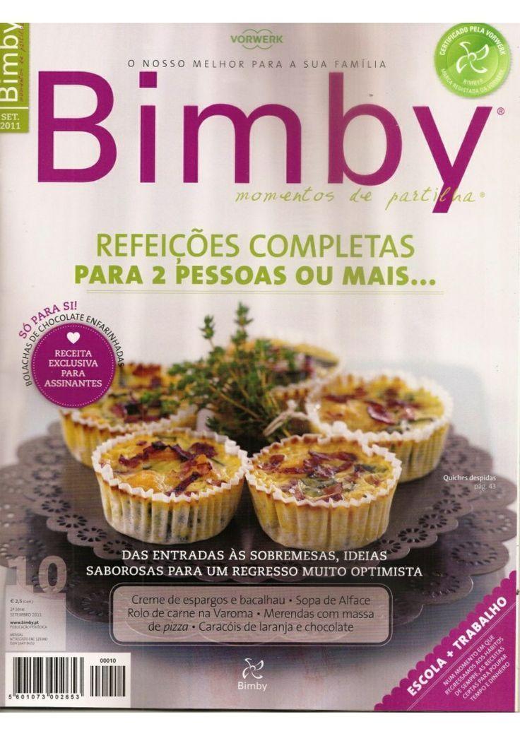 Resultado de imagem para revista bimby
