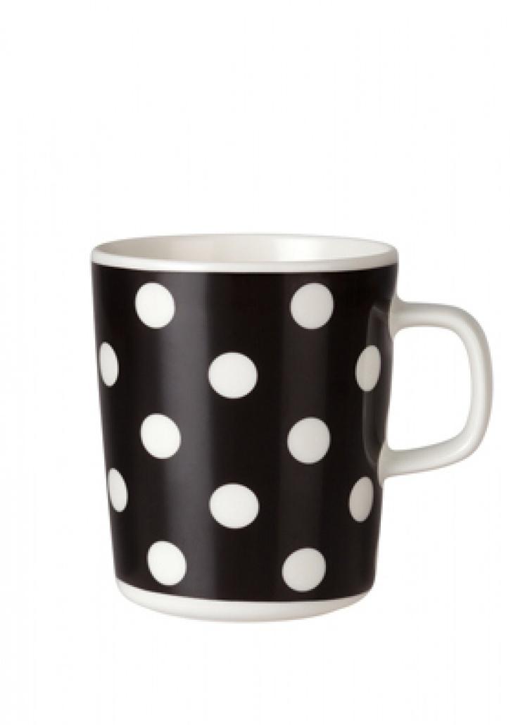 Pallo mug | Oiva cups | Marimekko