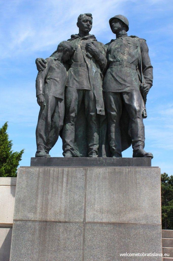 SLAVIN MEMORIAL - WelcomeToBratislava