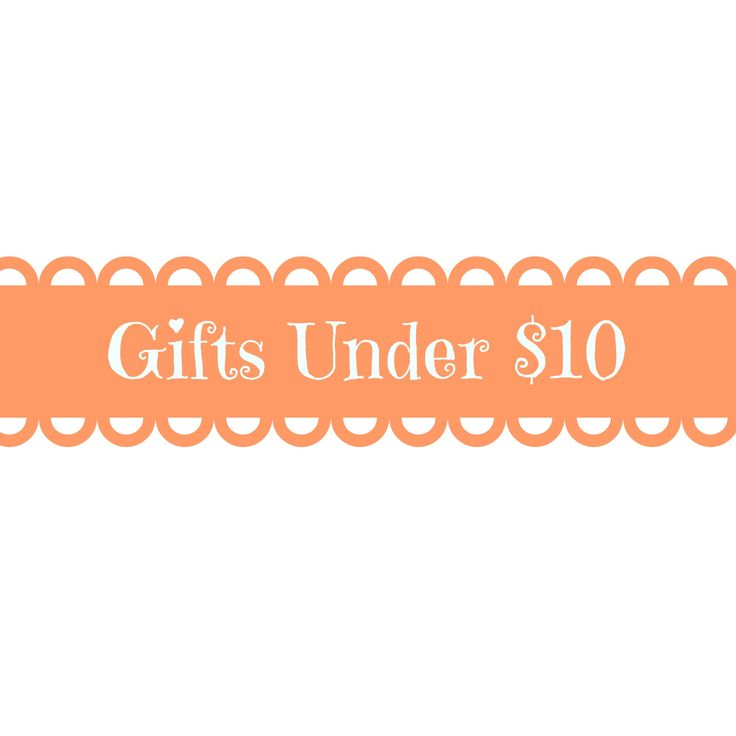Grace & Lace Gifts Under $10!