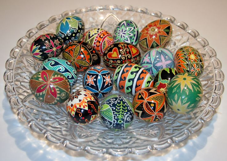 7 best something different images on pinterest cushions deer decorative psanky eggs traditionally dyed using wax resist to create the intricate and unique designs negle Image collections
