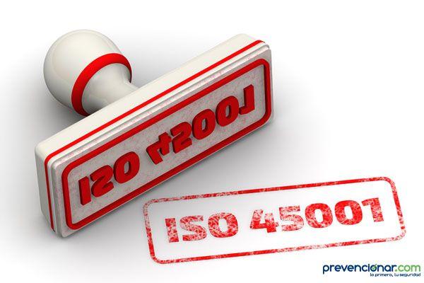 """Aprobado el borrador de la futura ISO 45001 """"Sistemas de Gestión de la Seguridad y Salud en el Trabajo""""-https://goo.gl/DNdTFX"""