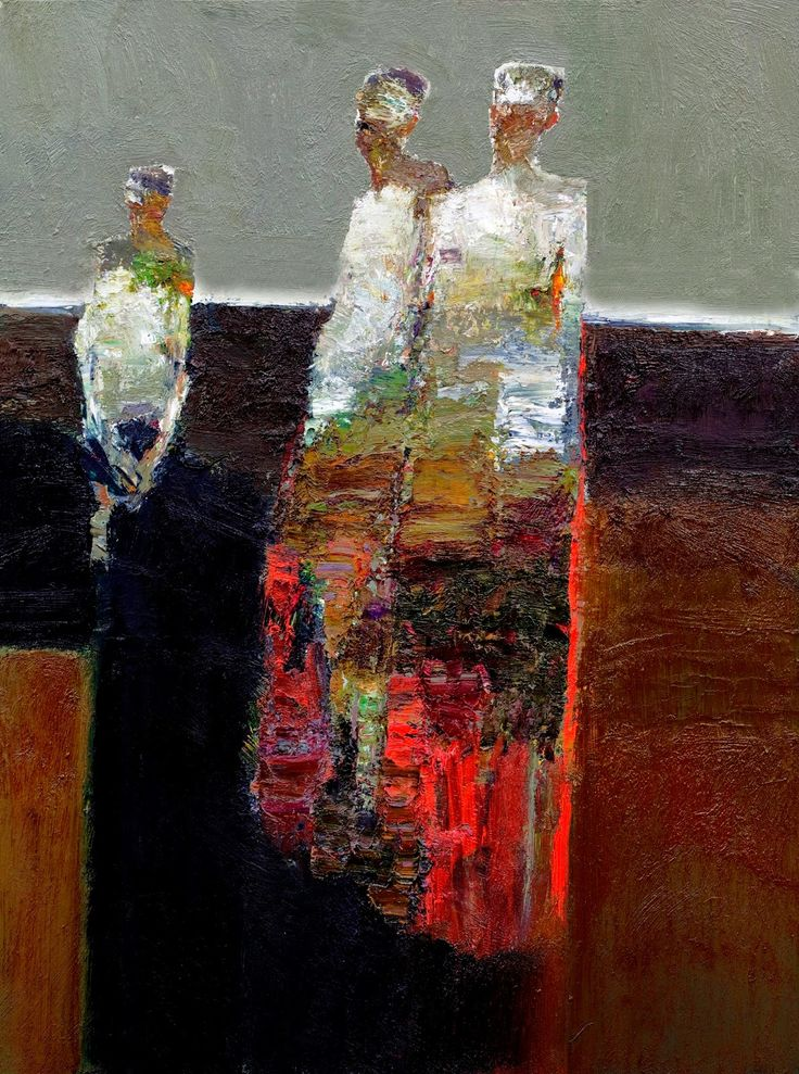 ∴ Trios ∴ the three graces, sisters, triplets & groups of 3 in art and vintage photos - Dan McCaw