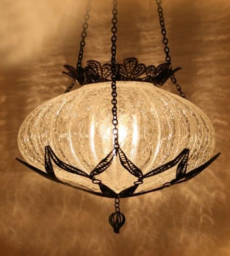 Tekli Klasik Otantik Sarkıt 26cm #ottoman #osmanli #lighting #aydinlatma