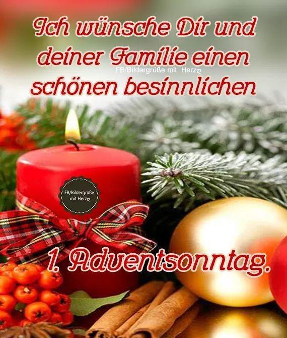 Pin Von Veronika Auf Gute Wunsche Advent Bilder Advent Schonen 1 Advent