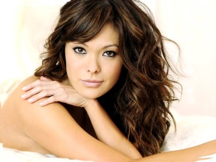 Best Haircut For Thick Wavy Hair With Heart Shaped Face ...