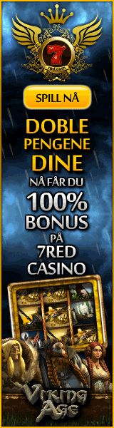 http://7sevenred.com/ - slots spill Online casino games with gratis bonus, main language Norwegian, but relevant for anyone who wants to play online slots, roulette, video poker, cards, and all other casino games