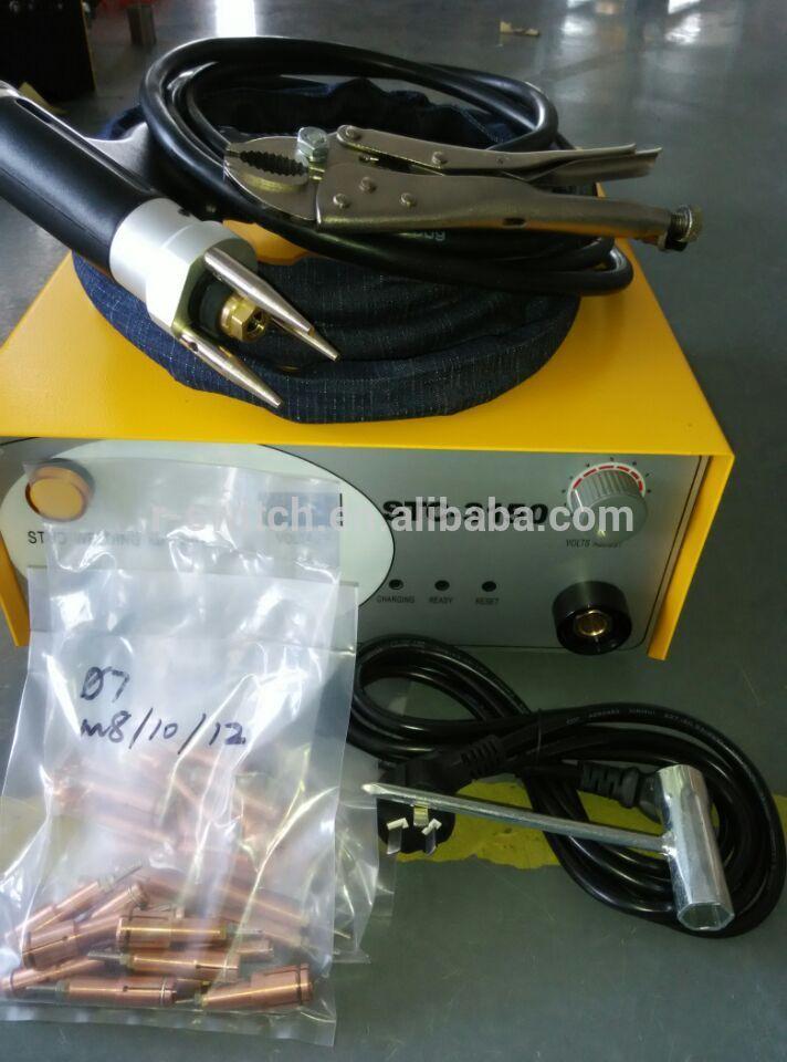STC-3150 m3-m10 screw studs use stud welder