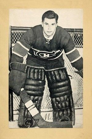 Gerry McNeil - Montreal