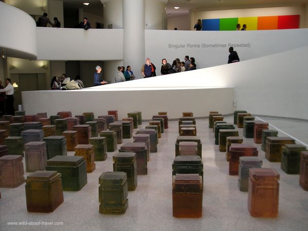 Guggenheim Museum New York Rachel Whiteread