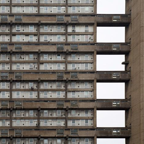 Balfron Tower by Ernö Goldfinger a fine example of Brutalist #architecture East London