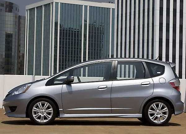 Compare 2018-2019 Honda Fit, Ford Fiesta and Toyota Yaris