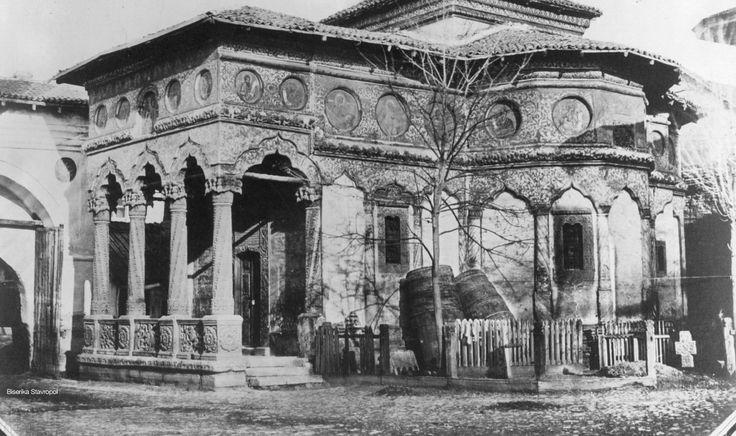 Biserica Stavropoleos-1856.