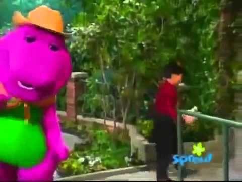 Barney & Friends Season 6 Episode 7 Five Kinds of Fun!