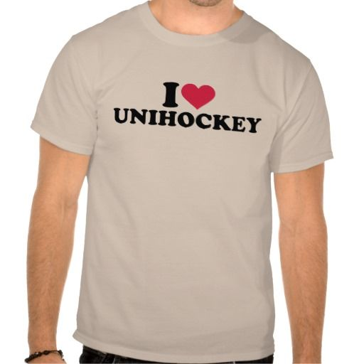 I love Unihockey Tees #I #love #Unihockey #Floorball #Player #Ball #sports #Hockey #Clubs #heart $32.95