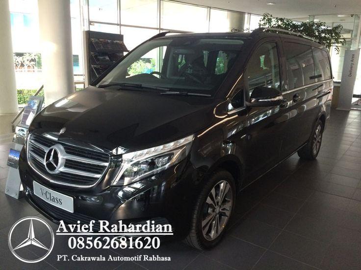 Mercedes Benz V 220d   MERCEDES BENZ JAKARTA