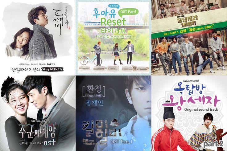 [KÖŞE YAZISI] Dramalara Özlemimizi Dindirecek 30 Unutulmaz Kdrama OST'ları