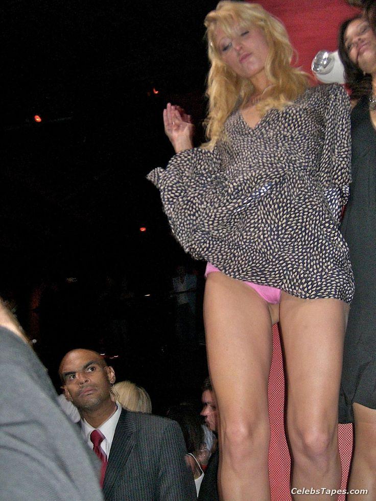 Paris hilton dress-2234